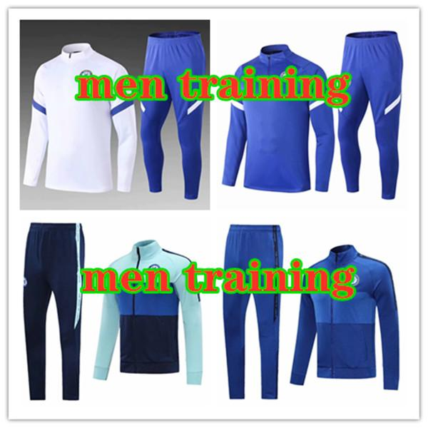 20 21 Adult Soccer Jersey Sportswear 2020 2021 Herren Soccer Jersey Sportswear Fußballtraining Wear