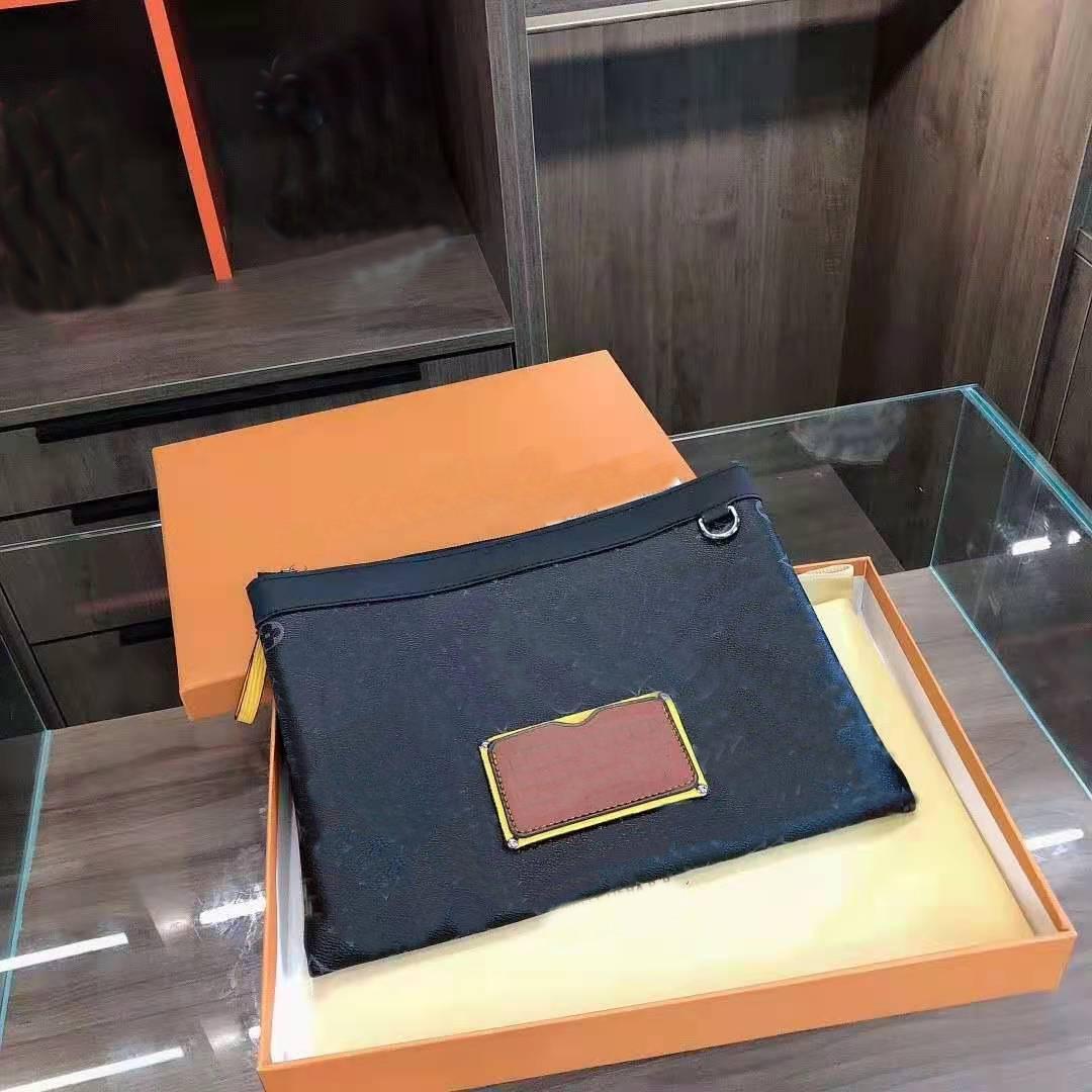 Yeni 2020 yaşlanma el erkek çanta bayanlar cüzdan unisex çanta kadın debriyaj çanta deri çanta