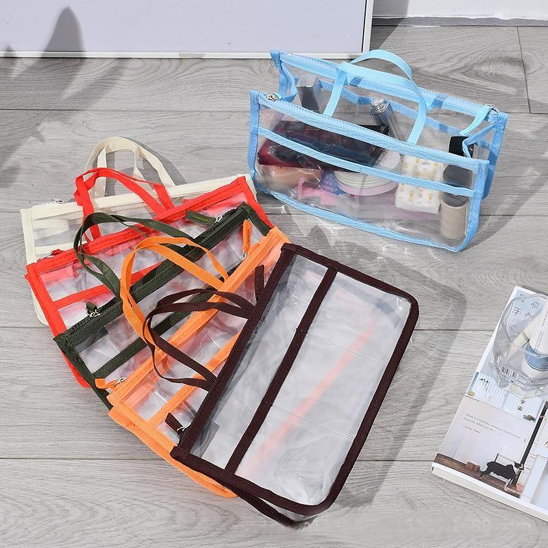Водонепроницаемые туалетные принадлежности косметические сумки для красоты умывальник органайзер сумка прозрачный макияж путешествия чехол косметика сумка хранения прозрачная сумочка MRLRH