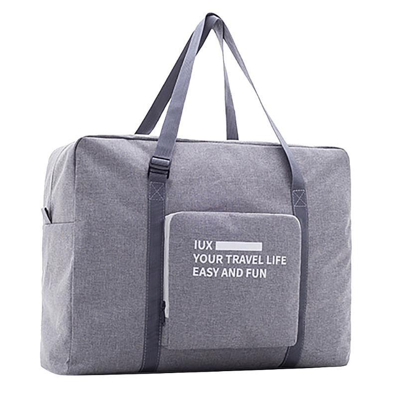 Borse da viaggio per uomo Borsa per laptop pieghevole in nylon impermeabile Borsa per laptop di grandi dimensioni bagagli Borse da viaggio Borse da viaggio portatili Borse da donna