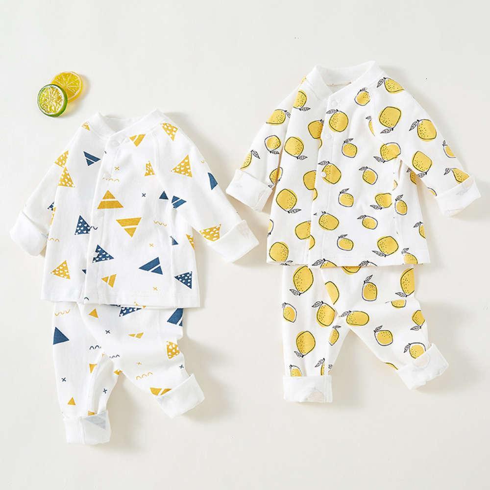 costume cardigan bébé coton pyjamas automne hommes et femmes chaleureuse couverture hiver