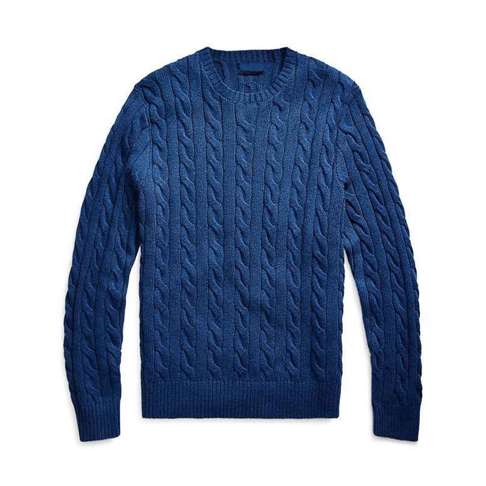 Venta caliente- Calidad Hombres diseñador Suéteres de manga larga Moda Top Otoño Primavera Ropa de lujo Carta Bordado Pullover Suéter Jersey Puente