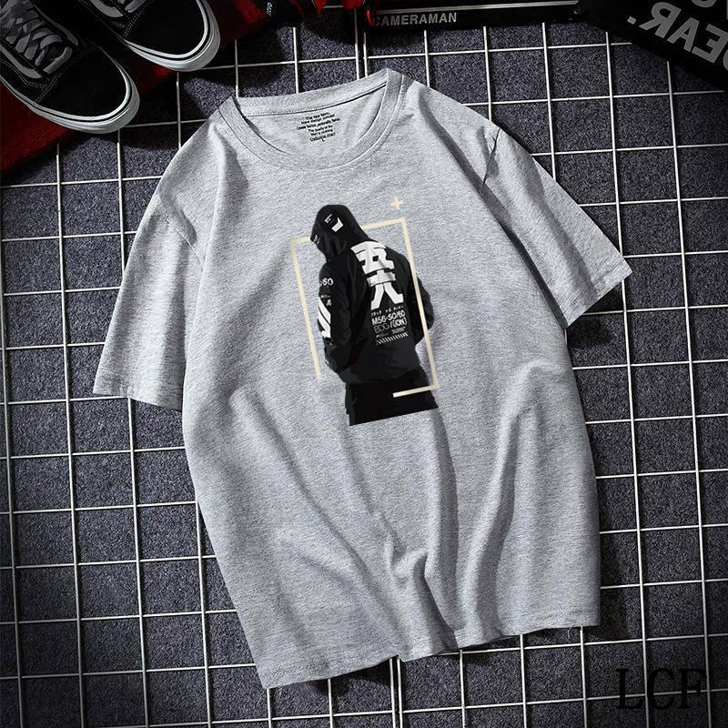 Livraison Gratuite Hommes T-shirt Coton à manches courtes T-shirt Solide Tee Été Beauté Mâle Tops Camiseta Masculina A-16