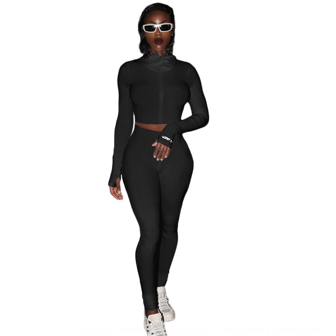 6GRD Mujeres Paneled Plus Casual Prints Conjuntos Pantalones Sports Traje de 2 piezas Sudaderas con capucha Cuello en V Caída Tamaño de la ropa Jersey Trajes S-3XL CAPRIS DHL