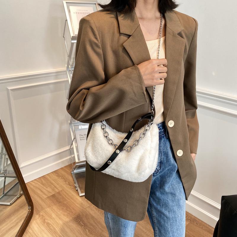 Cinto de cintura bonito da cintura para Bumbag Moda 2020 Mulheres Menina Bolsa Crackle Cross Bag Bag Banane Quente pequena rua DHBHO