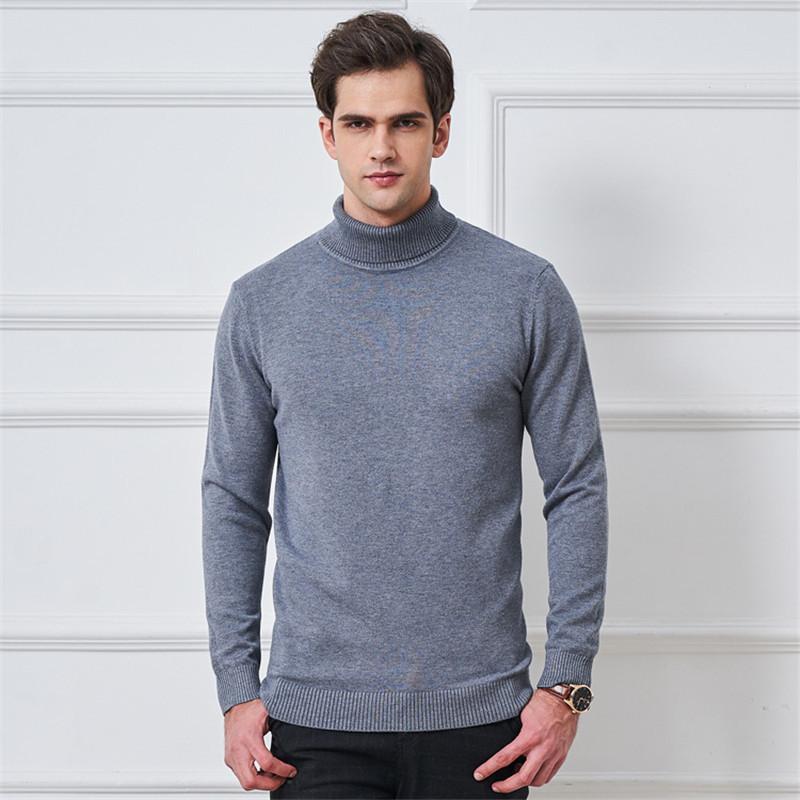 Autunno inverno coreano del 30% lana maglione maglione maschile moda uomo solido colore slim fit pullover maglioni maglia maglioni tirano horger homme