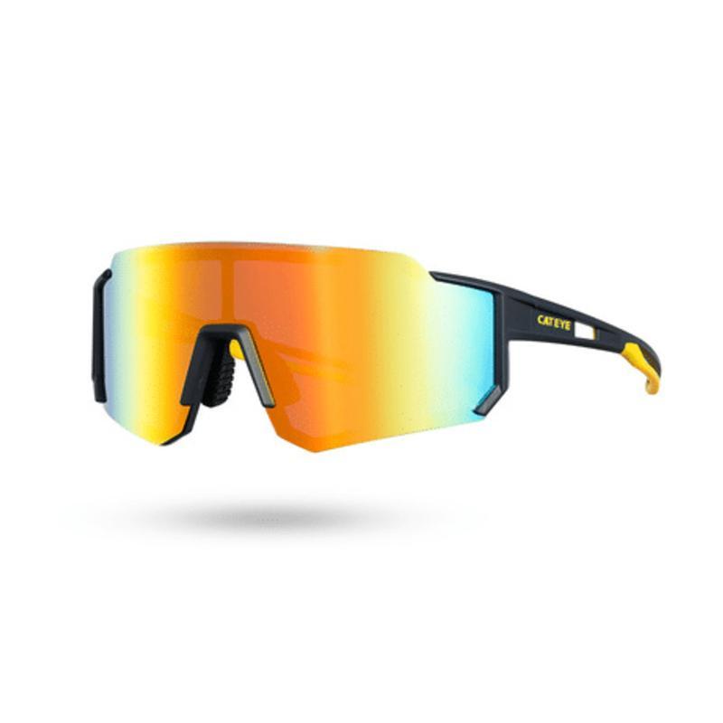 Cateye fahrrad uv400 farbe-änderung sportson sonnenuntergang wandern radfahren laufgläsern polarisierte brille windfest