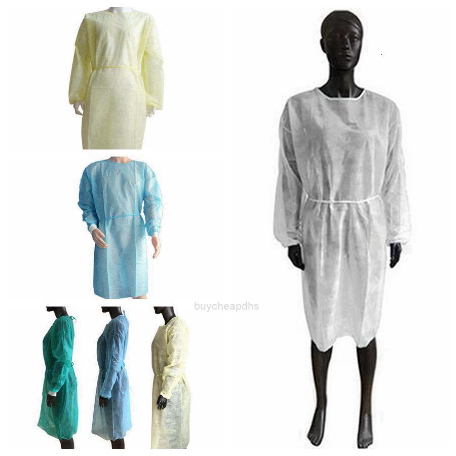 Abiti non tessuti Abiti isolamento Isolamento Anti polvere Abbigliamento protettivo all'aperto monouso xheoan