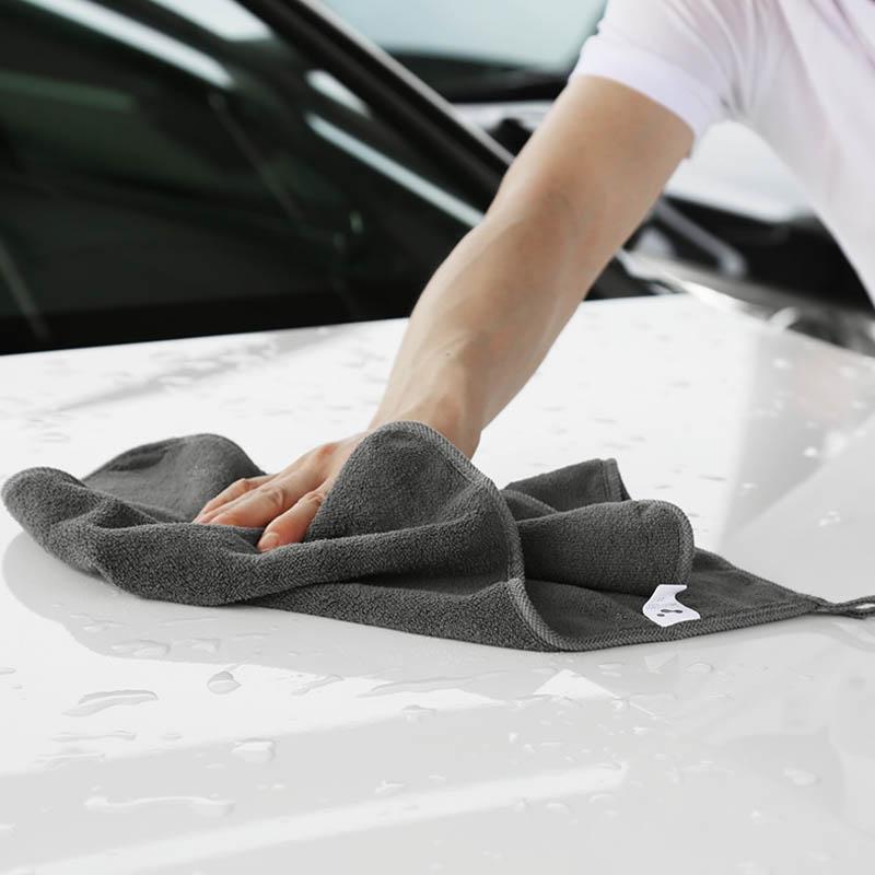 2 adet / grup Mikrofiber Araba Temizleme Bezi Yıkama Havlu Ürünleri Toz Araçları Oto Aksesuarları