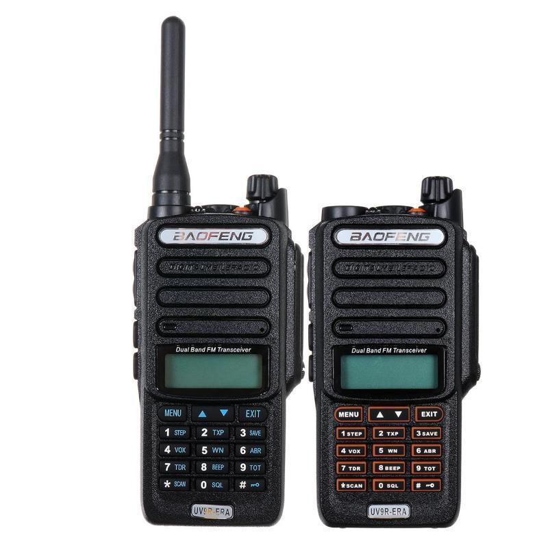 UV9R-ERA 무전기 전문 UV 양방향 라디오 Comunicador HF 송수신기 라디오 방송국 15km 토크 범위 IP57