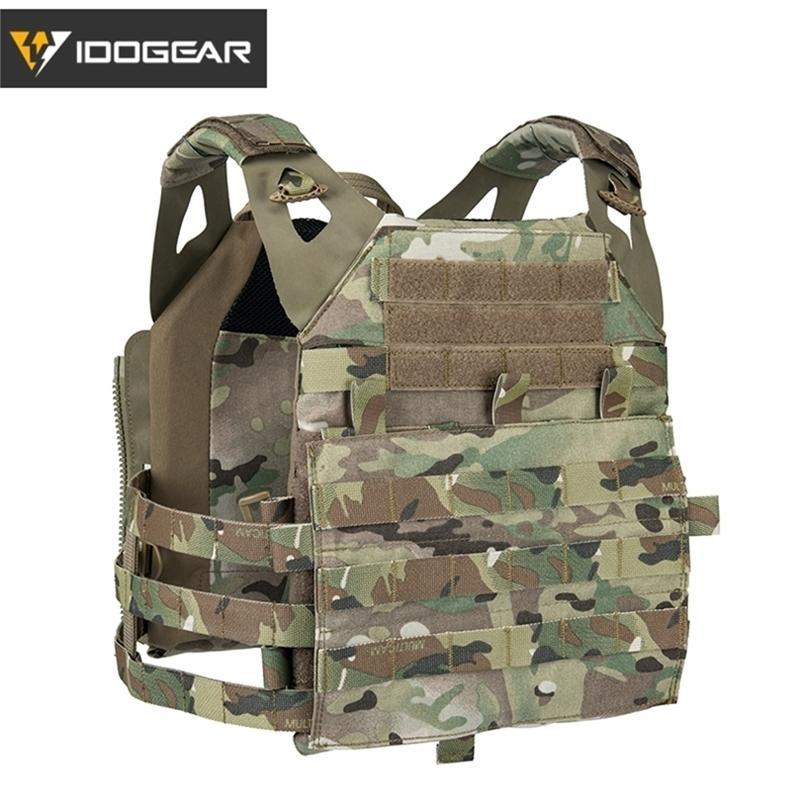 Idogear Tactical JPC 2 жилет Armor Jumper тарелка носитель JPC 2.0 военная армия Molle охотничья пейнтбольная пластина носителя 3312 201215