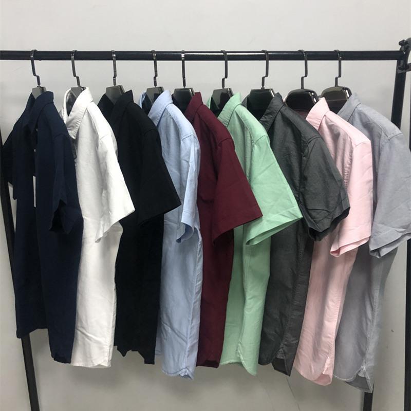 Camicie da uomo camicie moda casual camicia casual marche uomini camicie primavera autunno slim fit camicie chemises de marque pour hommes nj34