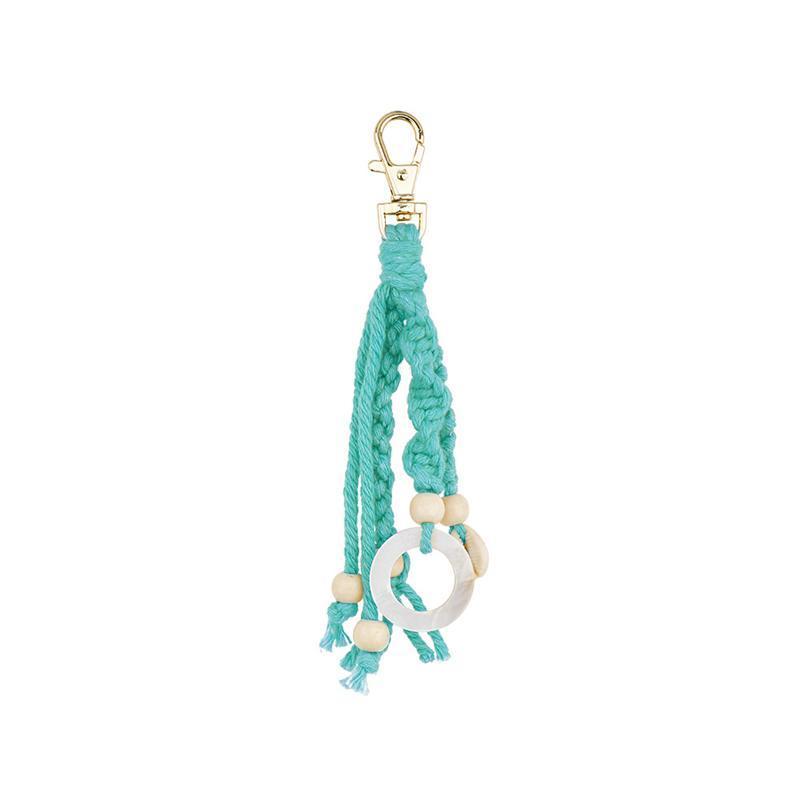 1 pcs Creative Rope Knot Tassel DIY Jóias Cortina Garments Acessórios Decorativos Chaveiro Bolsa Pingente Artesanato Tassels H Jlljrn