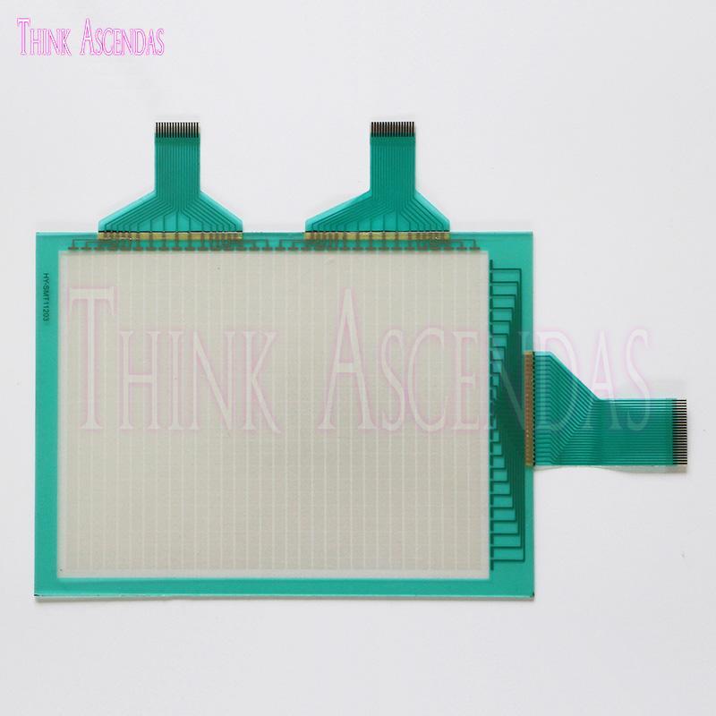 Nueva calidad de alta calidad NT620C-ST141B-E SMT11203 Panel de pantalla táctil Touchpad Película protectora de la pantalla táctil