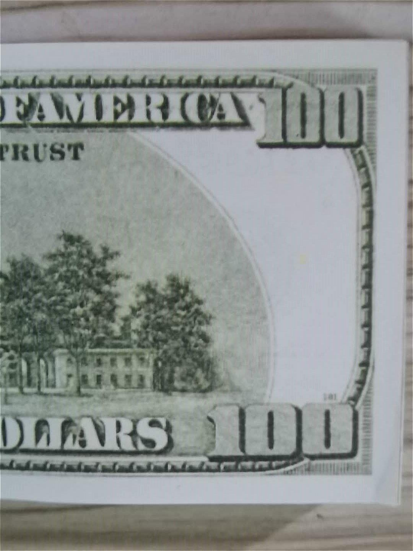Fingir papel moneda pelicula billet falso dinero dólar barar accesorios niños juguetes apoyos película juego dólar etapa dinero 10