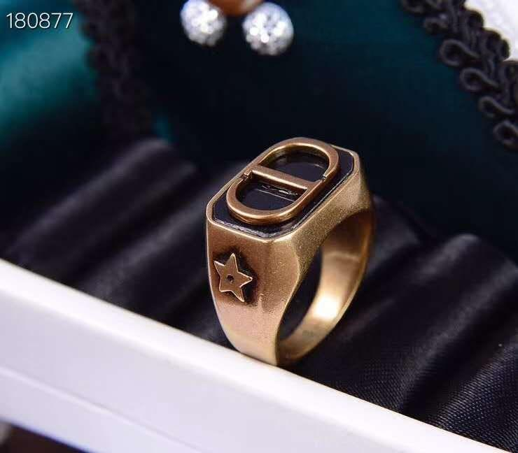 Fashionable new ring The American hot style ring
