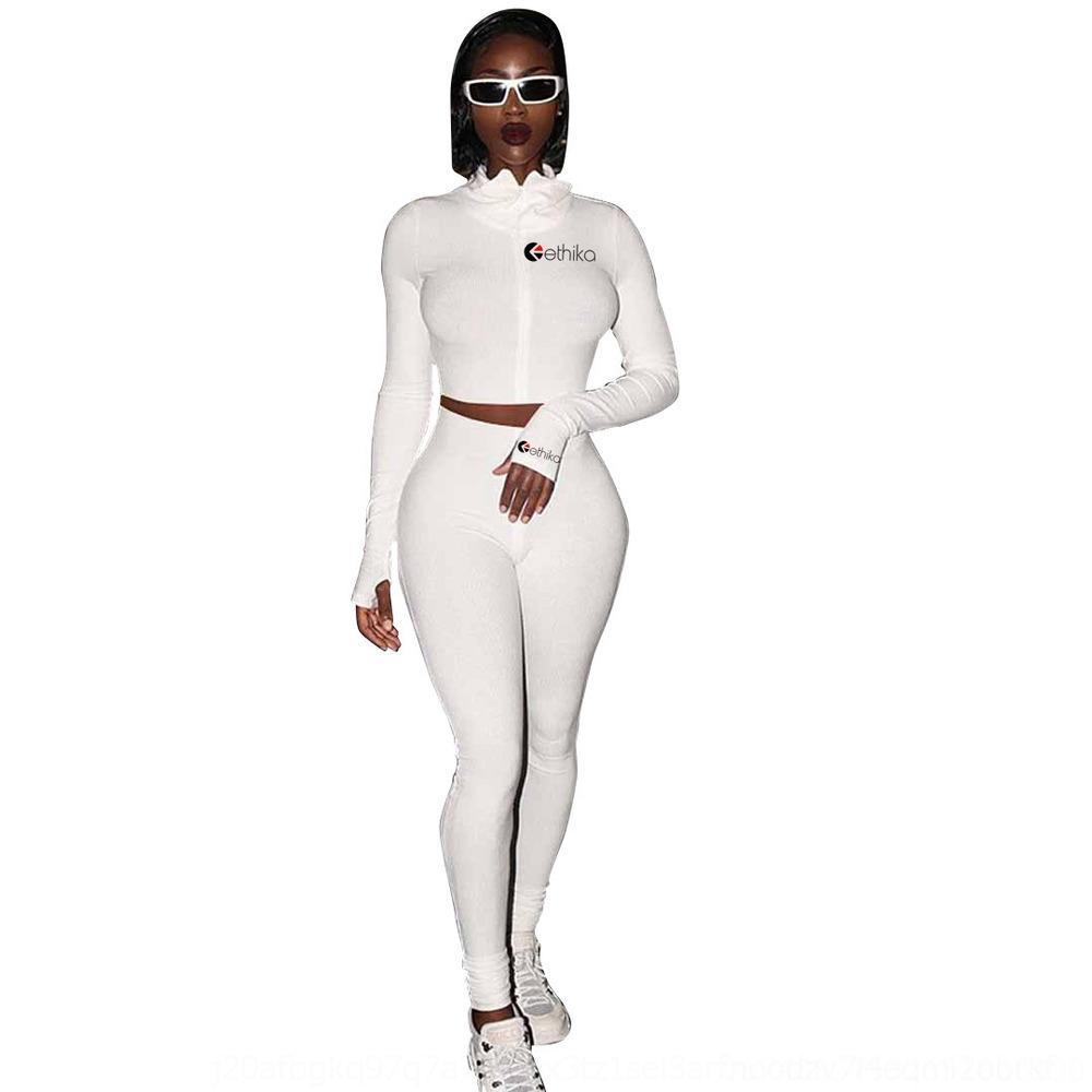 RE6N Fashion CoussSituit Женщины Комплект Костюмы Кусок набор Drawstring Jogging Top и шорты Светоотражающий урожай Пот Две женщины Соответствующий наряд