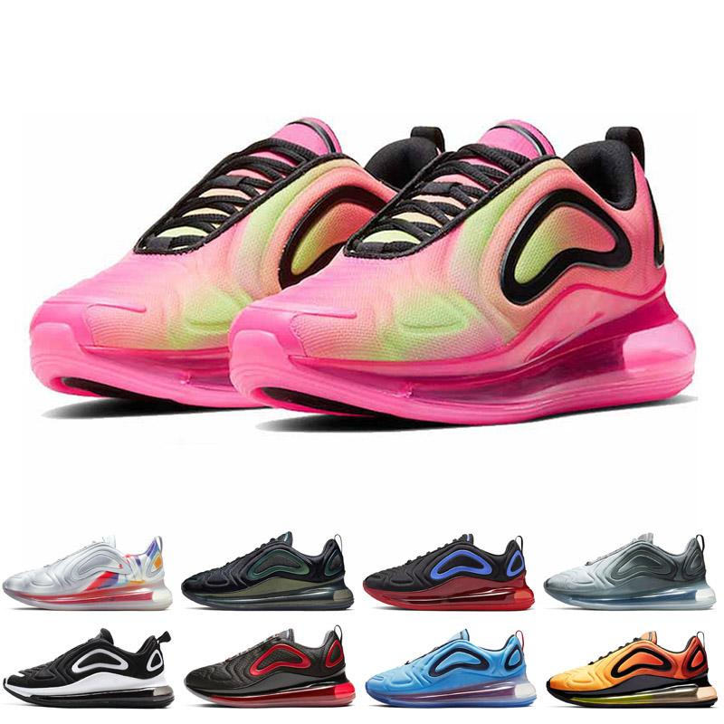 Hot sale Women Men running shoes Pink Blast Black Red Grand Purple THROWBACK FUTURE Womens Mens outdoor sneakers trainers shoes size 5.5-11
