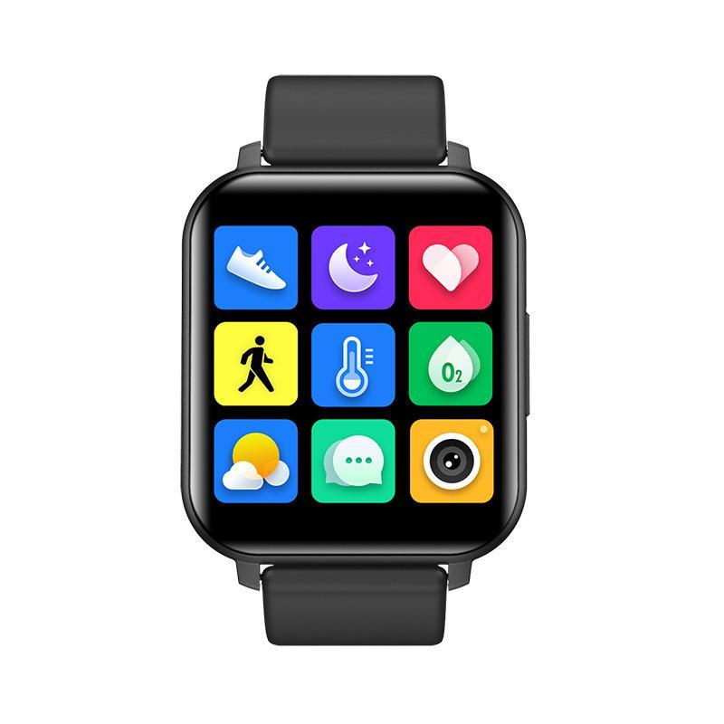 2020 novo relógio inteligente real coração oxigênio esporte relógios inteligentes para homem mulheres mt80 smartwatch