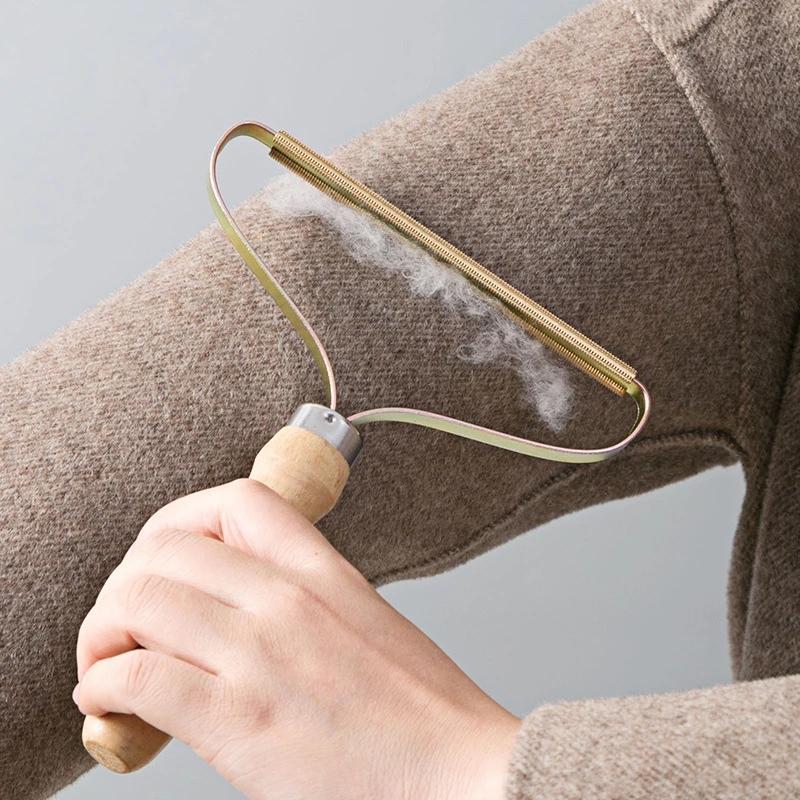 Mini Taşınabilir Lint Remover Halı Yünlü Ceket Giysileri Için Fuzz Kumaş Tıraş Kumaş Kumaş Tıraş Makinesi Fırça Aracı Kürk Sökücü