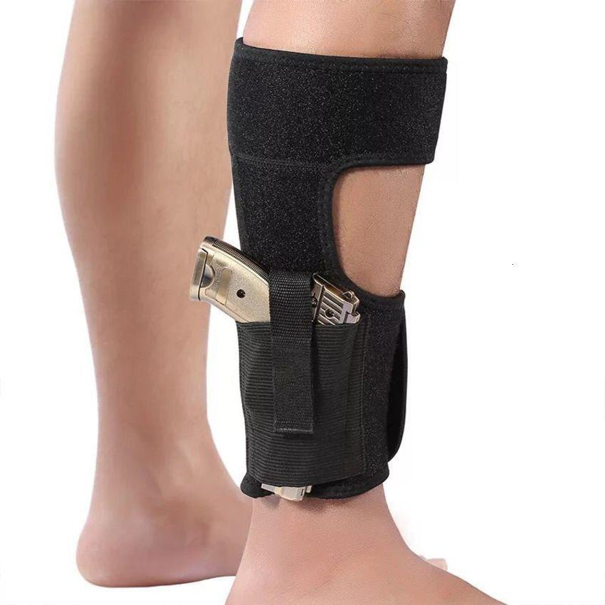 Outdoor Concealed General Air Permeable Foot Multi Functional Tactical Cover Leg Hanging Holster 1TYZ