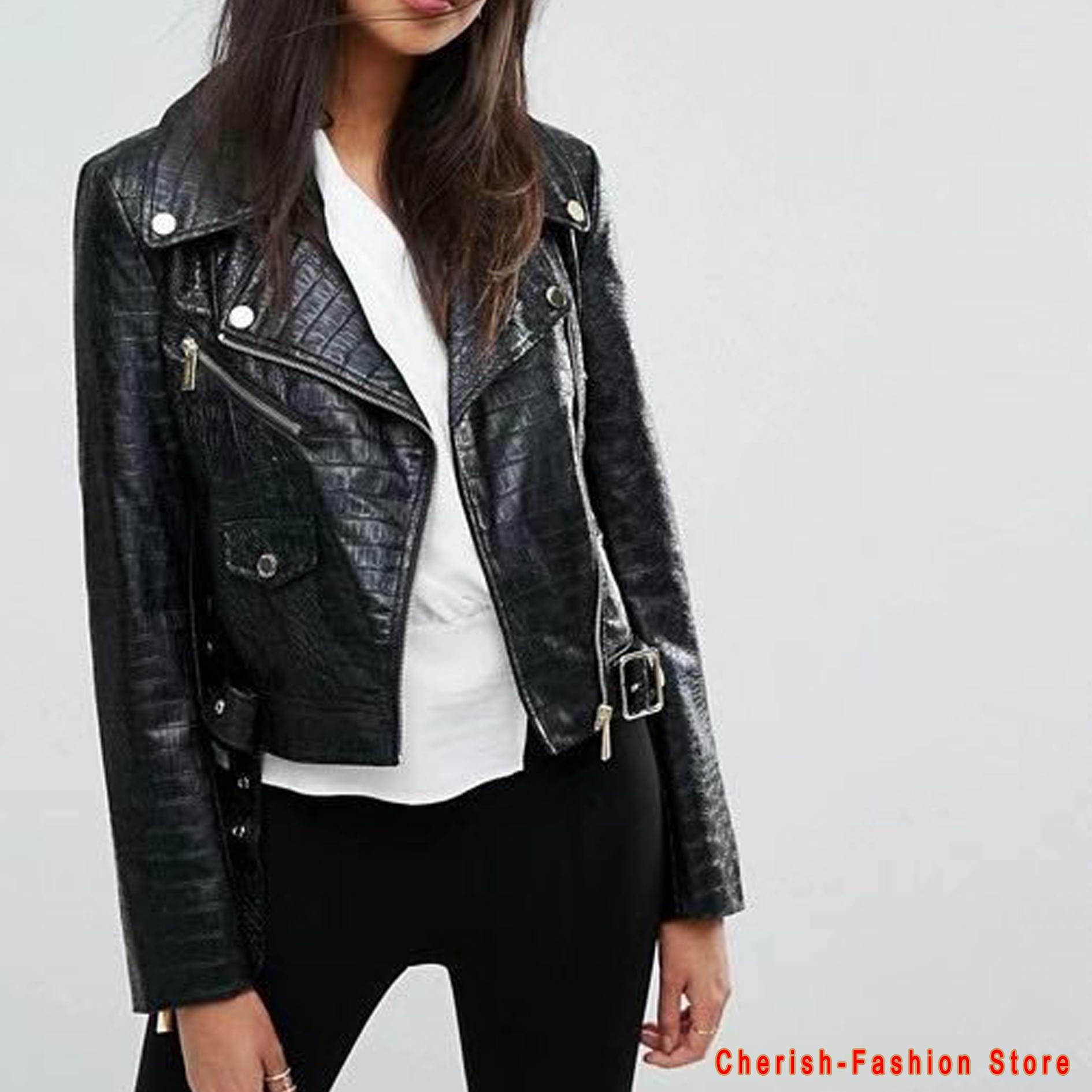 Cartera sintética, abrigo de primavera de las mujeres de otoño, cinturón S-XL, bolsillo con cremallera, Epaulette, 3 colores, Enviar directamente