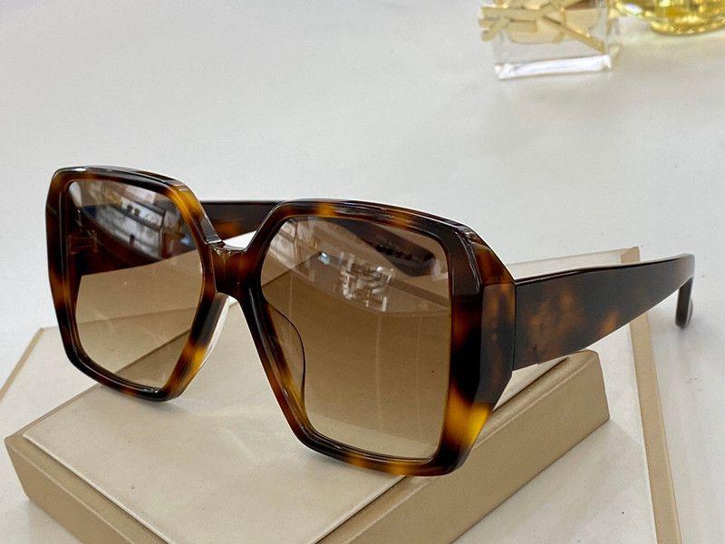 M66 Güneş Gözlüğü Kadınlar için Moda Popüler Tam Çerçeve UV400 Lens Yaz Tarzı Büyük Kare Çerçeve En Kaliteli Kılıf Ile Gel