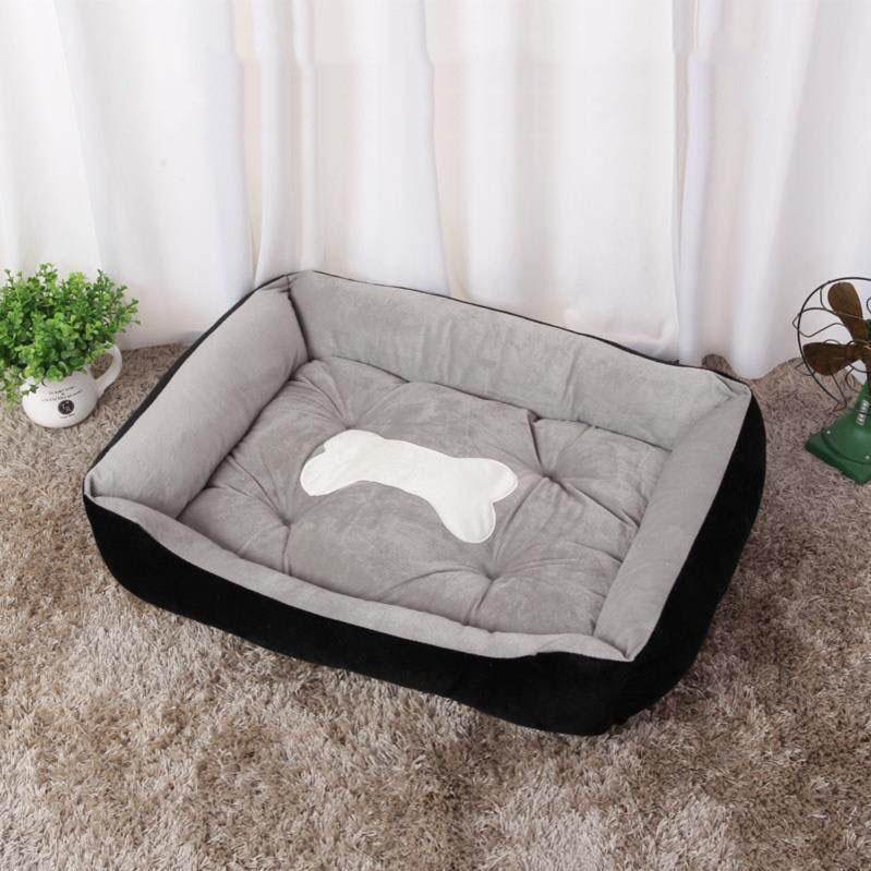 Мягкая питомник подушка кровати, моющийся питомник, подходит для маленьких до средних и больших собак