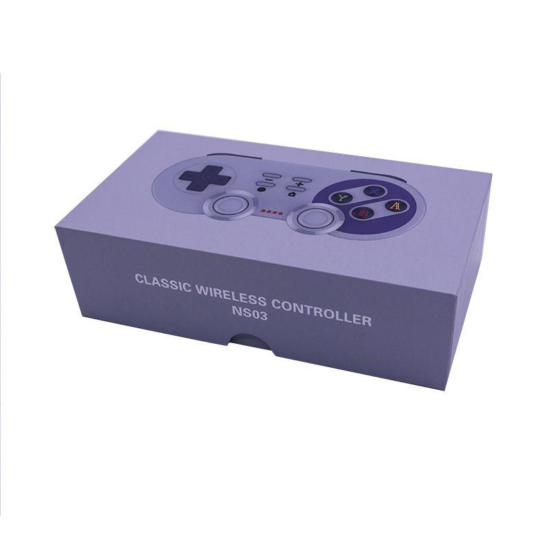 Alta qualità DS Boy Pro 4 in 1 Gamepad wireless Bluetooth Controller Bluetooth Dual Classic Joystick per interruttore / interruttore Pro / Andriod / PC / PS3