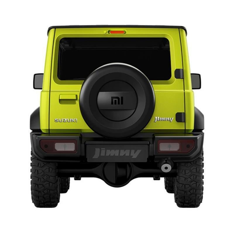 Orijinal Xiaomiyoupin Jimny Akıllı Uzaktan Kumanda Araba Yol Racer Elektrikli Yarış Araba RC Araba Kalıplı Oyuncak Çocuk Erkek Arabalar