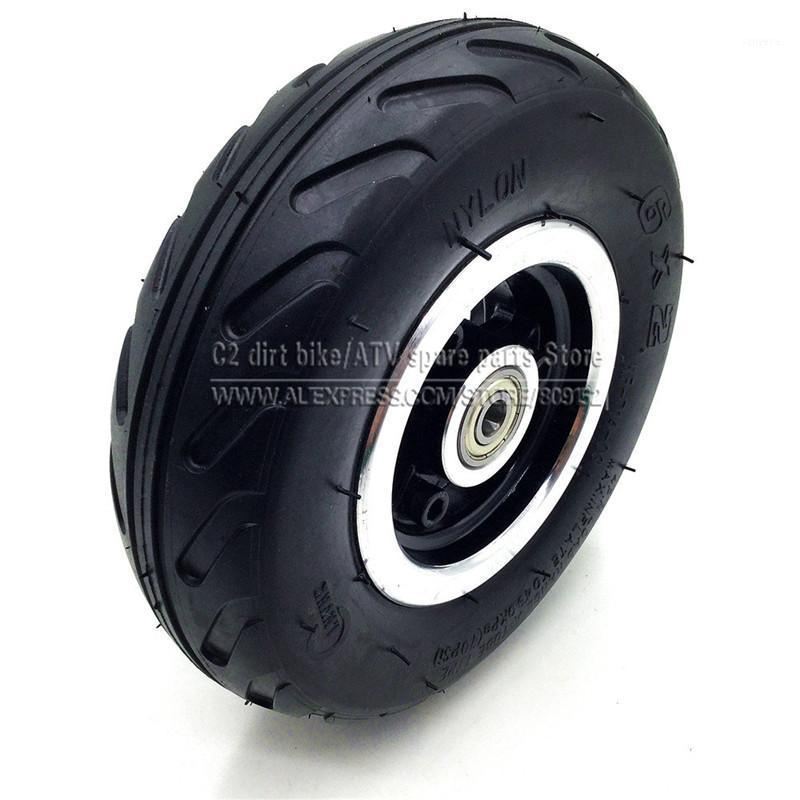 """6 inch 6X2 Wheels set or Tire or Inner Tube Electric Scooter Wheel Chair Truck Use 6"""" Tire Tyre F0 Pneumatic Trolley Cart1"""