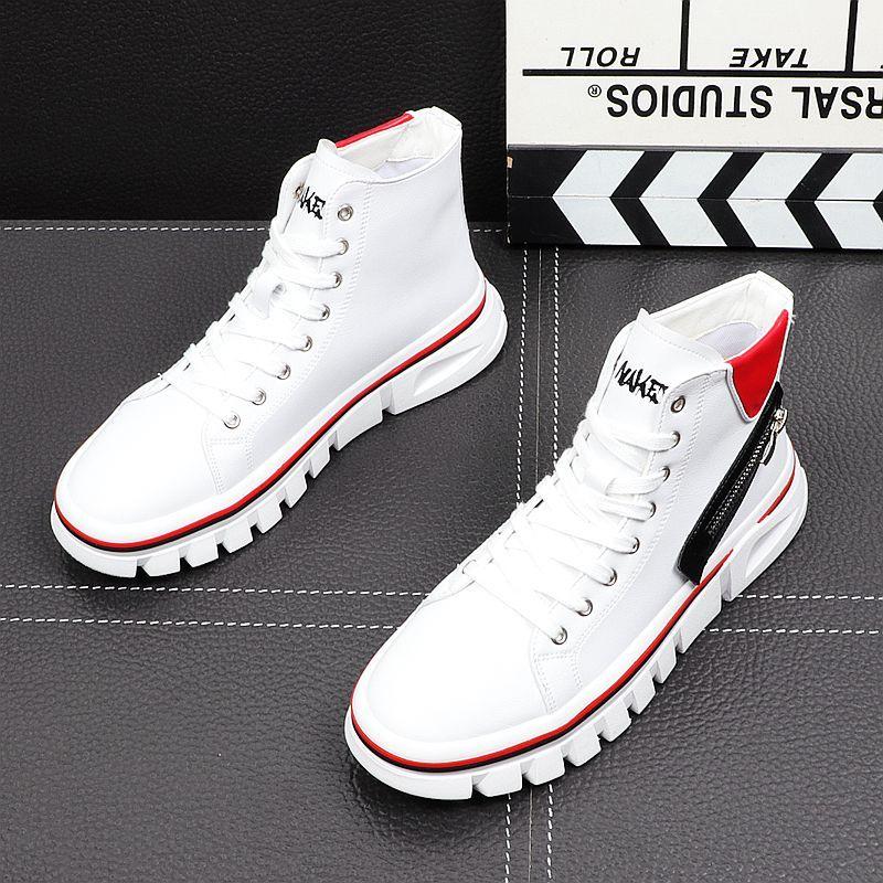Nueva llegada de lujo diseñador zapatos casuales bordados abejas plana encaje encaje deportes entrenadores de cuero hombres mocasines vestido fiesta zapato de boda D174