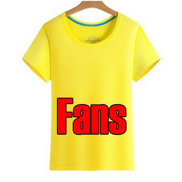 المشجعين نسخة كرة القدم قميص كيت كرة القدم الفانيلة مايوه دي القدم قبول اسم العميل رقم تخصيص أعلى قمصان