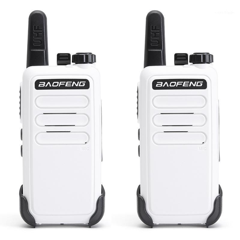 Walkie Talkie 2pcs Baofeng BF-C9 Radio portátil Mini 400-470MHz UHF VOX USB Played Handheld Way Way Communicator1