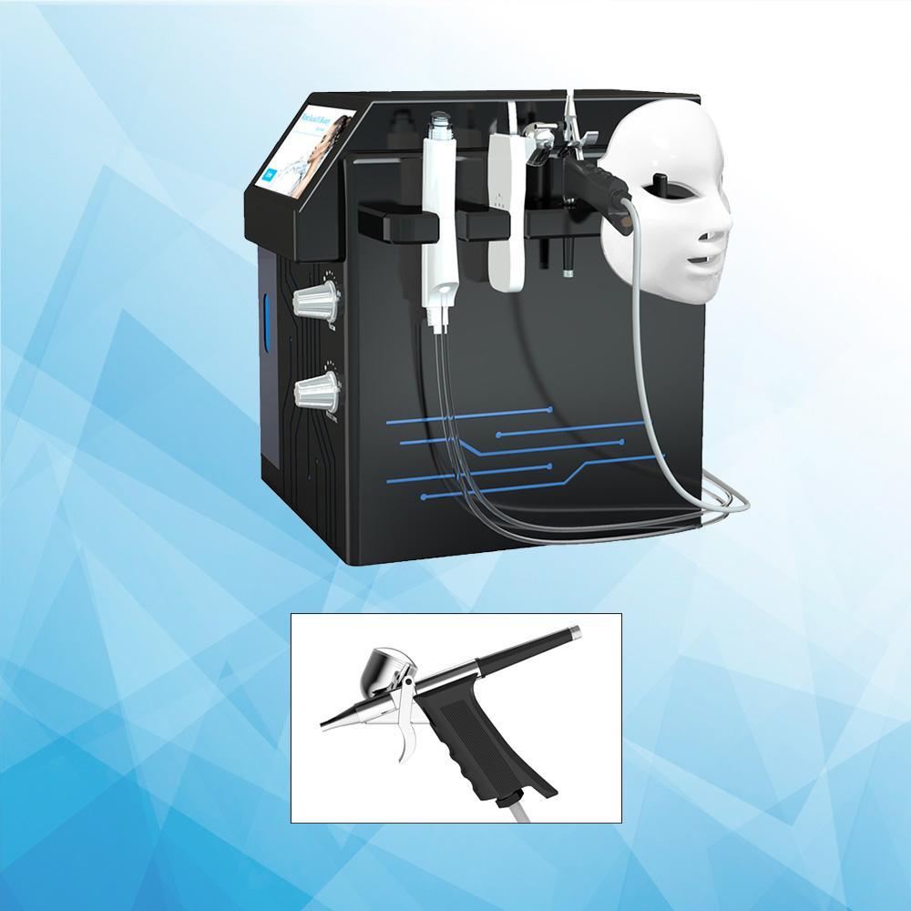 Оборудование для салона Multi Portable Тип Микродермабразия Гидры Чистый отбеливающий Лицевая машина для лица Уход за лицом Уход за кожей
