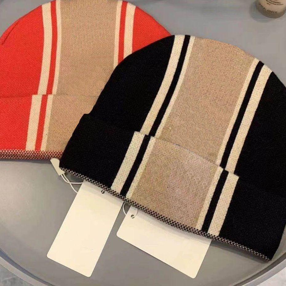 Gorra Bonnet Kış Kap Örme Şapka Tasarımcılar Caps Şapka Erkek Bayan Bere Beyzbol Şapkası Casquette de Luxe D201202CE