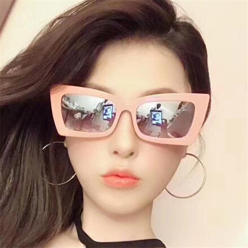 Mulheres moda óculos de sol olho 2020 senhoras óculos de sol vintage novo do designer de marca de tons de gato candy óculos advin