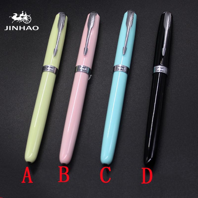 Boa qualidade caneta metálica fábrica fábrica de vendas direto gel caneta metal caneta gift marcador de publicidade personalizado