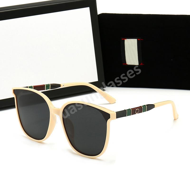 Moda Gözlük Güneş Gözlüğü Erkek Bayan Süs Miyop Optik Gözlük Renkler Kutusu Ile Son derece Kalite W9