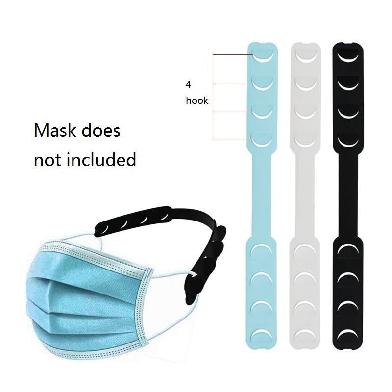 Maschere regolabili gancio maschera antiscivolo maschera auricolare grips estensione gancio maschere viso maschere holder holder dolore alleviare maschere fibbia fwb3450
