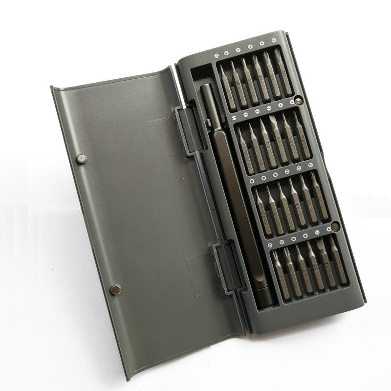 25pcs Ferramenta de Reparação de Precisão Chave de Fenda Set Portátil Multifunction Chave de Fenda Conjunto para Ferramenta de Reparo Digital Telefone Celular