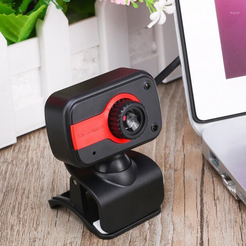 Webcams hd webcam com microfone USB desktop câmera para laptop para vídeo chamando computador casa escritório conferência web cams web ship1