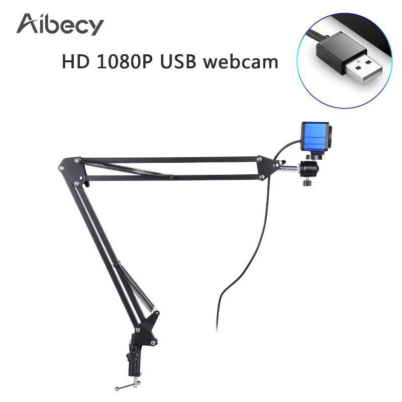 Aibecy Ultra HD камера 1080P компьютерная камера веб-камера 8 мегапикселей фиксированная фокусировка 80 градусов широкоугольный автомобильный фокус с микрофоном