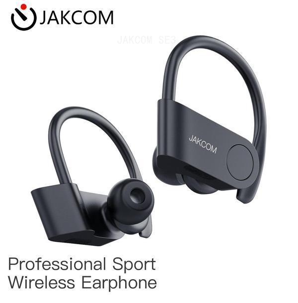 JAKCOM SE3 Спортивные беспроводные наушники, горячие продажи в MP3-плееры как индикаторы шлема Ahuja Усилитель часов мужские запястье