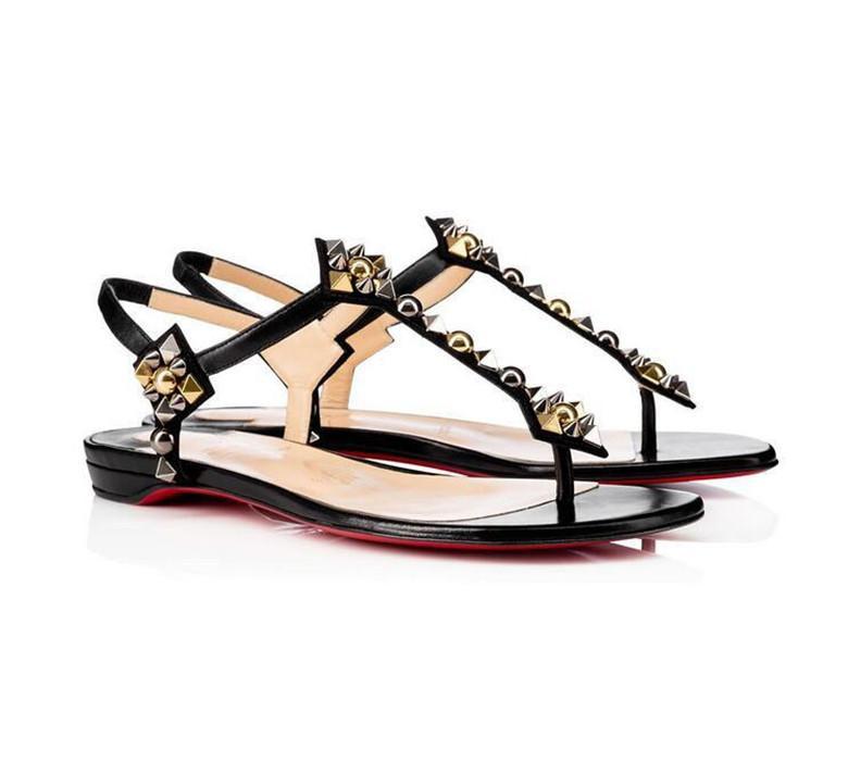20s verão lofty liso sandálias de couro aberto dedoeste cravejado preto nuede couro, cinta cinta de tornozelo mulheres mulheres vestido de festa de casamento sapatos35-43