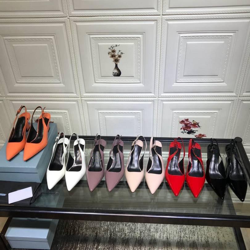 6,5 см на высоком каблуке обувь сексуальная женская взлетно-посадочная полоса заостренный носок нижних каблуков обувь для женщин сандалии высочайшего качества