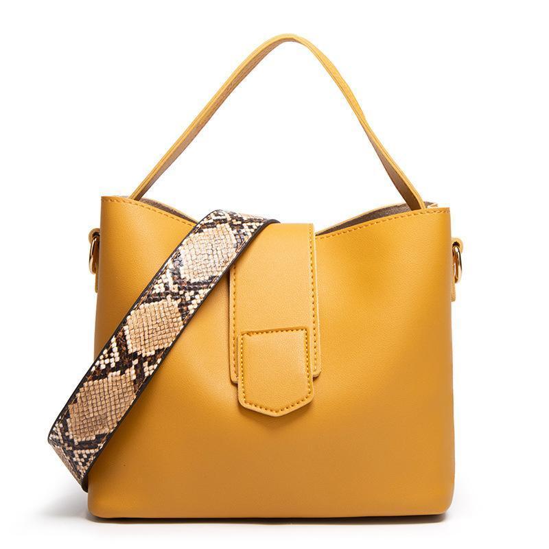 Femmes 2020 pour les sacs de design Femmes sacs à main Snake and Wide Sacs à main Sacs sacs sacs sacs à main sacs à main à la mode Sacs à bourse à la mode Sacs d'épaule HQMRJ DKXek