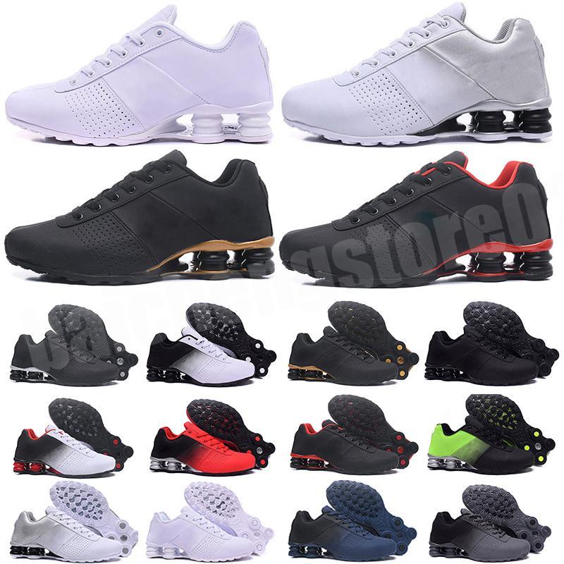 Shox 809 803 R4 2021 NUEVO 809 hombres zapatos de mujer al por mayor Famoso OZ NZ MENS Atlético zapatillas deportivas