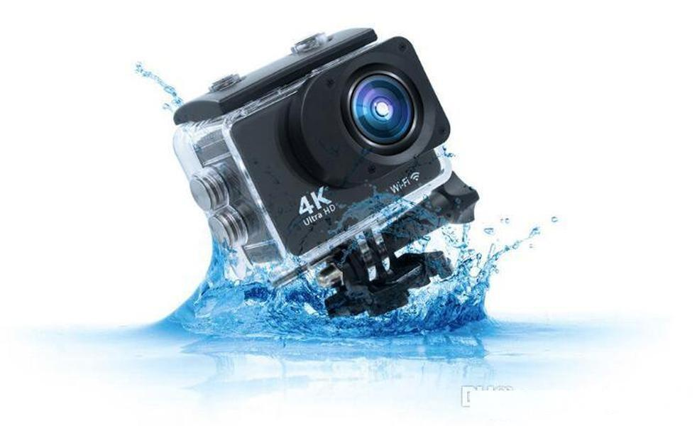 2 inch 4K sport DV WIFI with 2.4G remote-controlled Waterproof Sports Camera