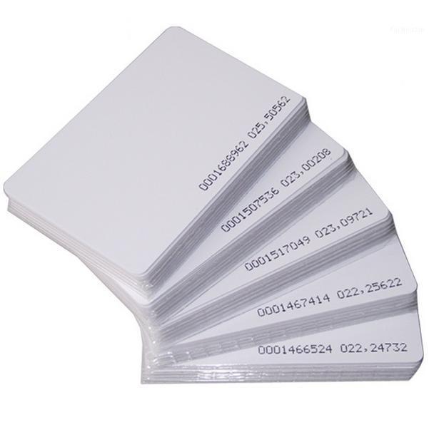 50/100 adet M4100 Teknoloji Kopyalama 125KHz yakınlık yeniden yazılabilir yazılabilir kopyalanabilir klon yinelenen erişim kontrolü aksesuar1
